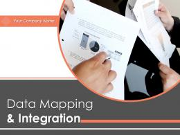 Data Mapping And Integration Powerpoint Presentation Slides
