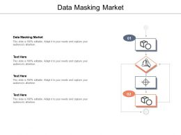 Data Masking Market Ppt Powerpoint Presentation Styles Inspiration Cpb