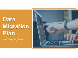 Data Migration Plan Powerpoint Presentation Slides