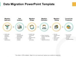 Data Migration Powerpoint Data Analysis Ppt Powerpoint Presentation Slides