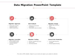 Data Migration Powerpoint Template And Data Analysis Ppt Powerpoint Slides