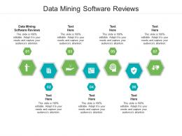 Data Mining Software Reviews Ppt Powerpoint Presentation Icon Slideshow Cpb