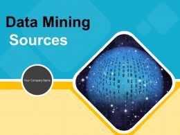 Data Mining Sources Powerpoint Presentation Slides