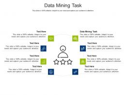 Data Mining Task Ppt Powerpoint Presentation File Background Cpb