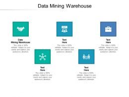Data Mining Warehouse Ppt Powerpoint Presentation Portfolio Format Ideas Cpb