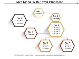 Data Model With Seven Processes