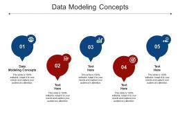 Data Modeling Concepts Ppt Powerpoint Presentation Layouts Microsoft Cpb