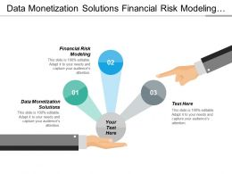 Data Monetization Solutions Financial Risk Modeling Quartile Management Cpb