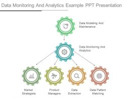Data Monitoring And Analytics Example Ppt Presentation