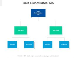 Data Orchestration Tool Ppt Powerpoint Presentation Gallery Slideshow Cpb