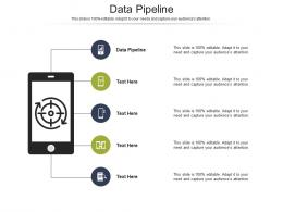 Data Pipeline Ppt Powerpoint Presentation Professional Styles Cpb