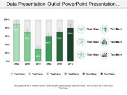 Data Presentation Outlet Powerpoint Presentation Examples