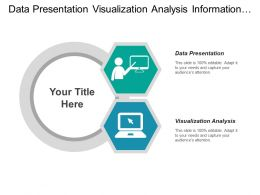 Data Presentation Visualization Analysis Information Discovery Data Exploration