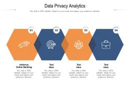Data Privacy Analytics Ppt Powerpoint Presentation Gallery Cpb