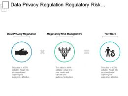 Data Privacy Regulation Regulatory Risk Management Operational Risk Management Cpb