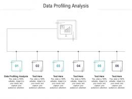 Data Profiling Analysis Ppt Powerpoint Presentation Icon Graphic Tips Cpb