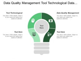 Data Quality Management Tool Technological Data Management