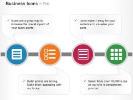Data Record Business Data Management Pictogram Ppt Icons Graphics