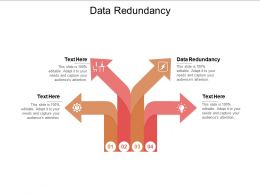 Data Redundancy Ppt Powerpoint Presentation Show Pictures Cpb