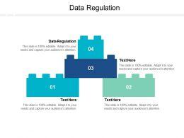 Data Regulation Ppt Powerpoint Presentation Design Templates Cpb