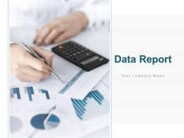 Data Report Make Revisions Introduction Customers Experiences Data Environment Data Report