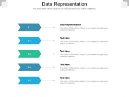 Data Representation Ppt Powerpoint Presentation Show Deck Cpb