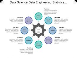 Data Science Data Engineering Statistics Visualization