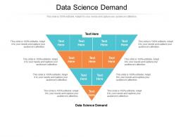 Data Science Demand Ppt Powerpoint Presentation Slides Visual Aids Cpb