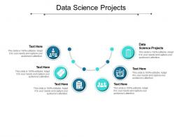 Data Science Projects Ppt Powerpoint Presentation Pictures Files Cpb