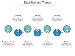Data Science Trends Ppt Powerpoint Presentation Pictures Information Cpb