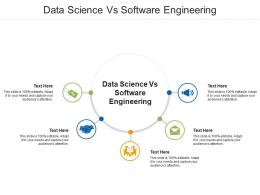 Data Science Vs Software Engineering Ppt Powerpoint Presentation Inspiration Cpb