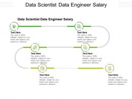 Data Scientist Data Engineer Salary Ppt Powerpoint Presentation Pictures Diagrams Cpb