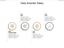 Data Scientist Salary Ppt Powerpoint Presentation Icon Layouts Cpb