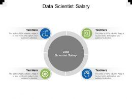 Data Scientist Salary Ppt Powerpoint Presentation Infographics Slideshow Cpb