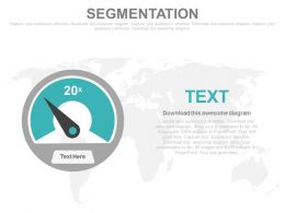 Data Segmentation For Business Analysis Powerpoint Slides