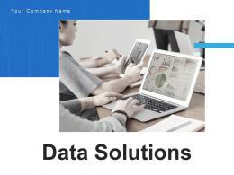 Data Solutions Service Experience Manufacturing Finance Customer Segmentation