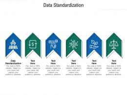 Data Standardization Ppt Powerpoint Presentation Styles Templates Cpb