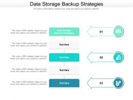 Data Storage Backup Strategies Ppt Powerpoint Presentation Portfolio Layouts Cpb