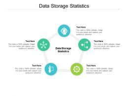Data Storage Statistics Ppt Powerpoint Presentation Styles Smartart Cpb