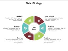Data Strategy Ppt Powerpoint Presentation Summary Objects Cpb