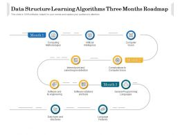 Data Structure Learning Algorithms Three Months Roadmap