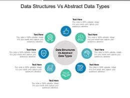 Data Structures Vs Abstract Data Types Ppt Powerpoint Presentation Model Example Introduction Cpb