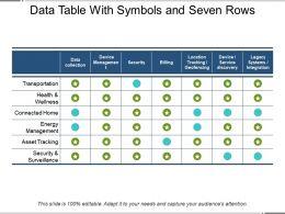 85015329 Style Essentials 2 Compare 7 Piece Powerpoint Presentation Diagram Infographic Slide