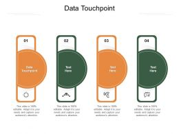 Data Touchpoint Ppt Powerpoint Presentation Summary Example Topics Cpb