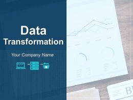 Data Transformation Powerpoint Presentation Slides