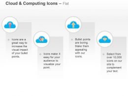 Data Upload Download Transfer Cloud Technology Ppt Icons Graphics