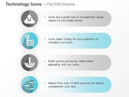 Data Upload Wifi Power Supply Ppt Icons Graphics