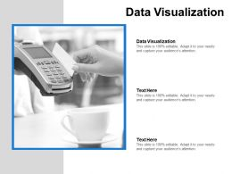 Data Visualization Ppt Powerpoint Presentation File Graphics Download Cpb