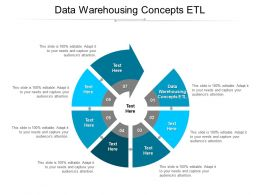 Data Warehousing Concepts ETL Ppt Powerpoint Presentation Styles Graphics Cpb