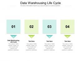 Data Warehousing Life Cycle Ppt Powerpoint Presentation Portfolio Information Cpb